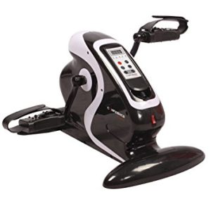 confidence motorized mini exercise bike