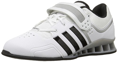 The Adidas Performance Adipower Weightlifting Trainer Shoe is a lightweight  pair and is perfect for those who are serious about this sport. fdf0ddda0