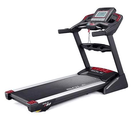 Sole Treadmills 183 Shrewd Fitness